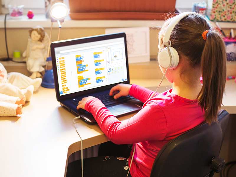 Coding Is A New Language For Kids